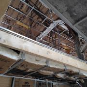Rénovation d'appartement en cours 2